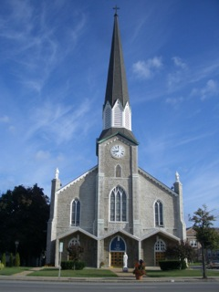 Saints Peter & Paul Church in Williamsville NY
