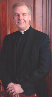 Fr. Jerome Kopec - Saints PEter & Paul Church in Williamsville